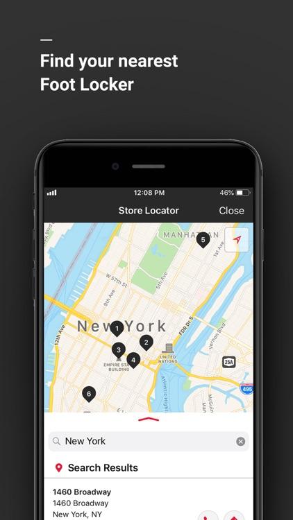Foot Locker: Shop New Releases screenshot-5