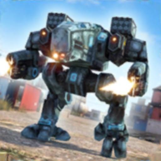 Steel Robots: Heroes War Tank