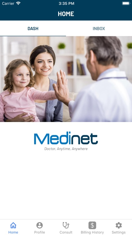 Medinet - for Doctor use only