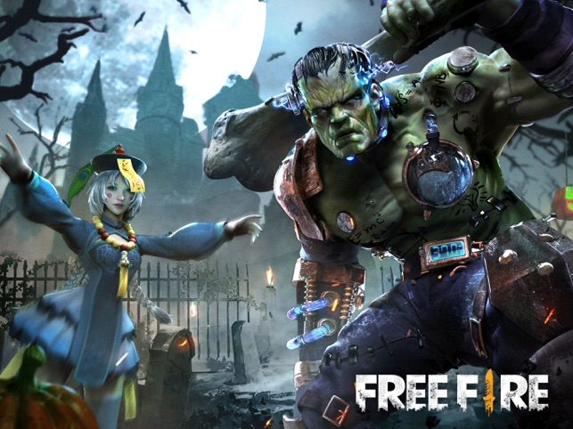 Garena Free Fire Spooky Night On The App Store