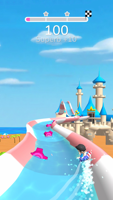 Waterpark: Slide Race screenshot 2