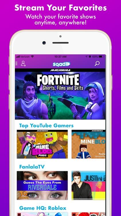 SQAD screenshot-0