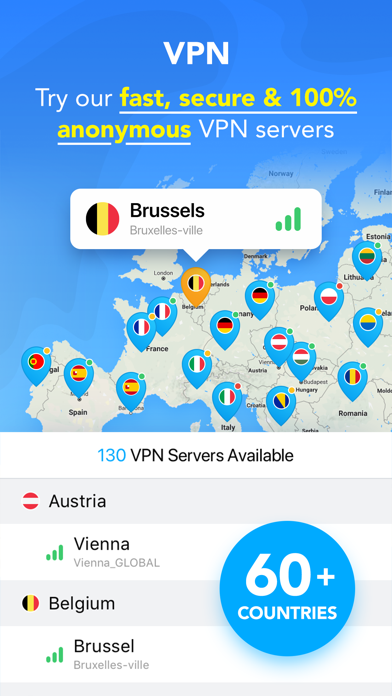WiFi Map: Get WiFi, VPN, Proxy for Windows