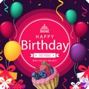 Birthday Gif Stickers pack