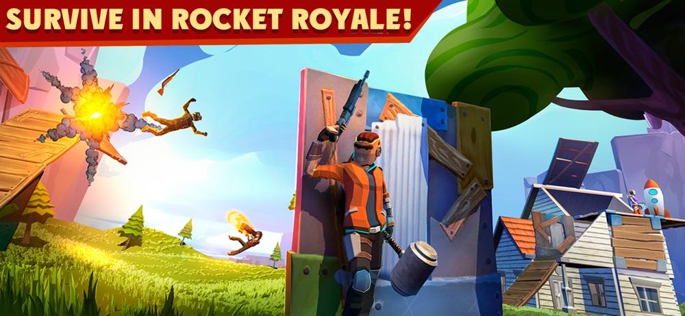 Rocket Royale: PvP Survival Cheat Codes