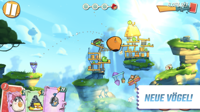 Herunterladen Angry Birds 2 für Pc