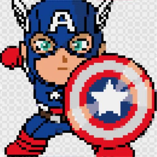 Pixel Art- Color Number