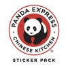 Panda Express Pep-Pep Stickers