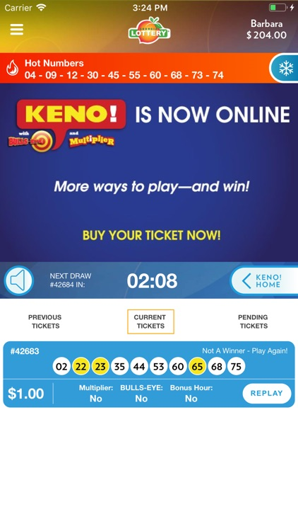 Georgia Lottery Official App screenshot-3