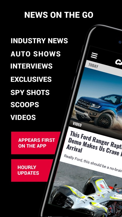 CarBuzz - Car News and Reviews screenshot-3