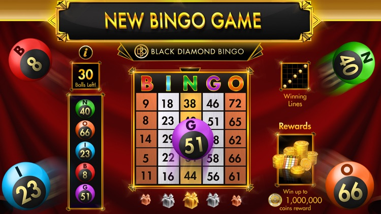 Black Diamond Stories & Slots screenshot-5
