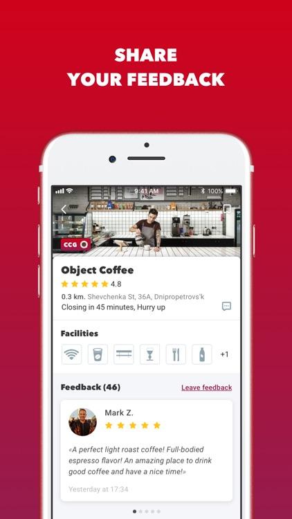 City Coffee Guide screenshot-3