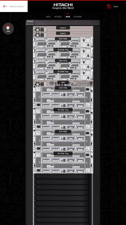 Hitachi Vantara Virtual Rack by Hitachi Vantara Corporation