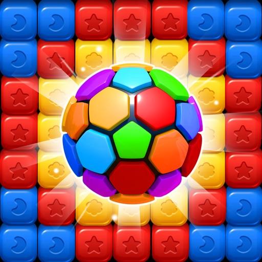 Toy Block: Tap Cube Brick Pop