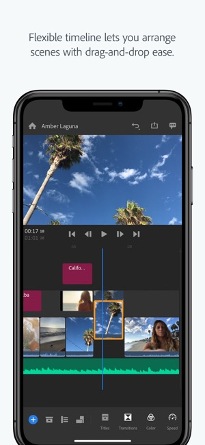 Adobe Premiere Rush on the App Store