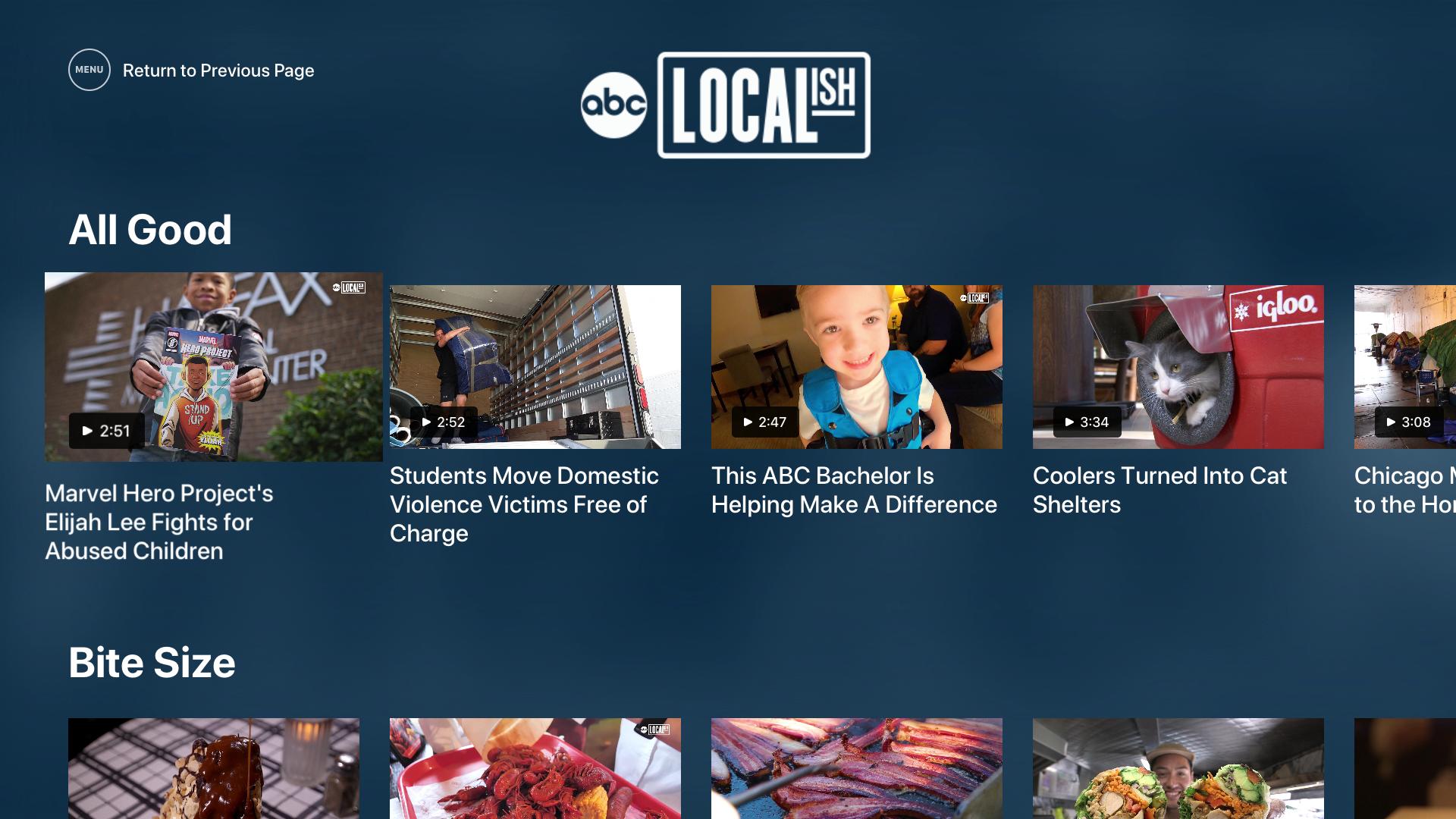 ABC30 Central CA screenshot 20
