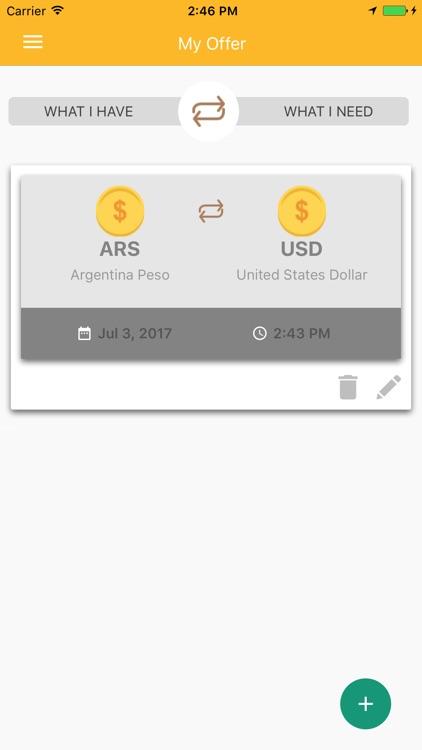 Zeepod - Exchange Money screenshot-3
