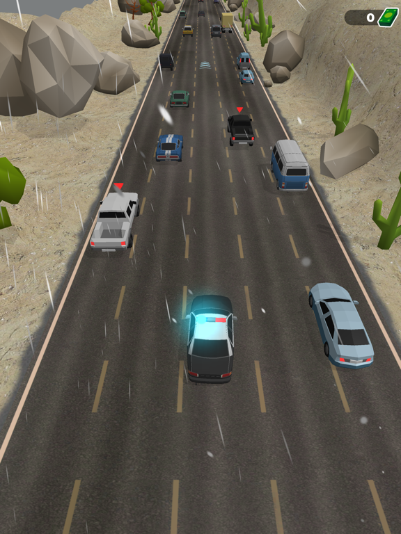 Police Chase - Hot Highways screenshot 11