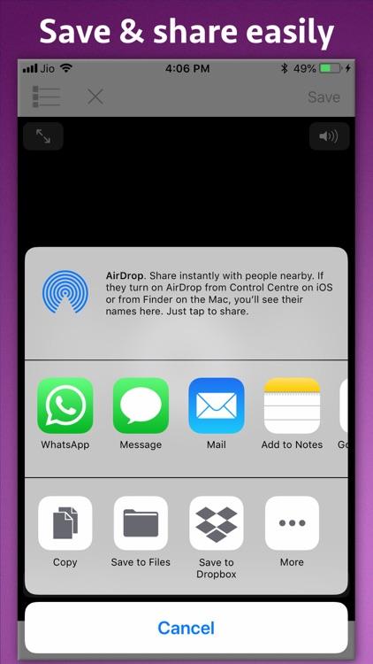 Audio Voice Changer screenshot-8