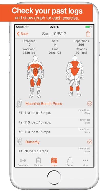 Fitness Point Pro - Gym Buddy screenshot-3