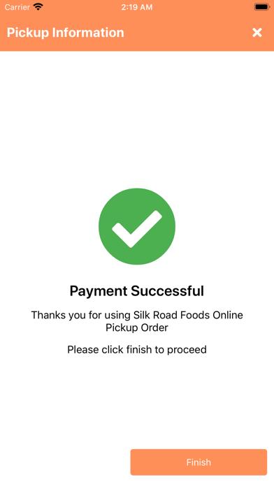 Silk Road Foods screenshot 7