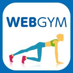 WEBGYM(ウェブジム)運動の習慣化をサポート!