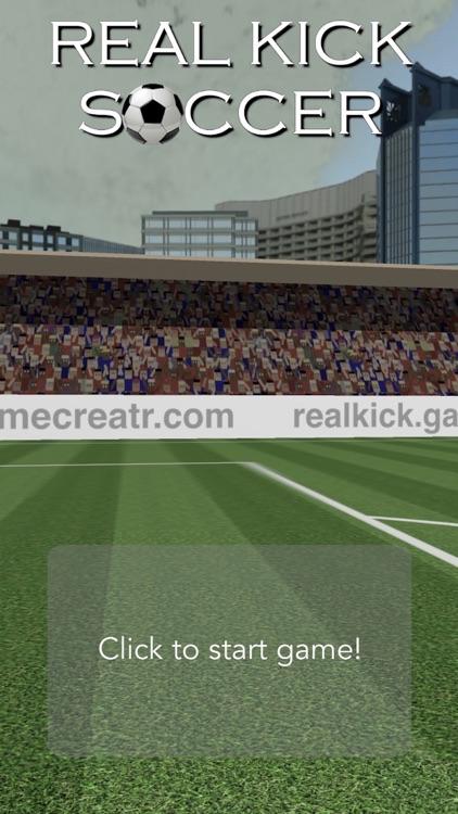 Real Kick Soccer screenshot-0