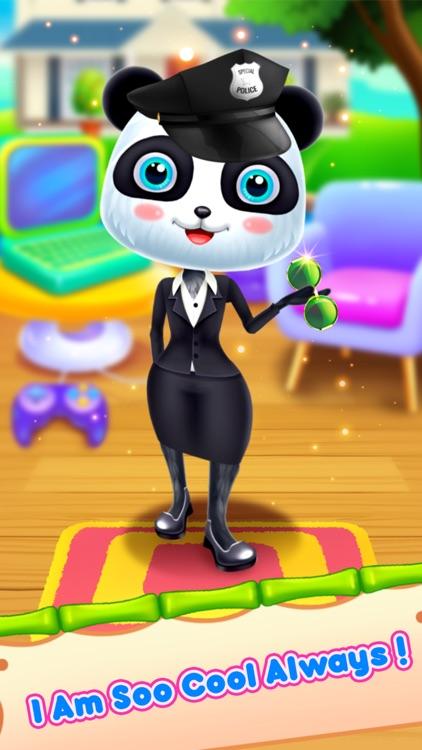 Cute Panda - The Virtual Pet