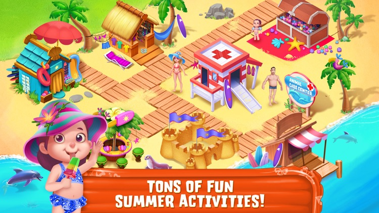 Summer Fun Vacation screenshot-4