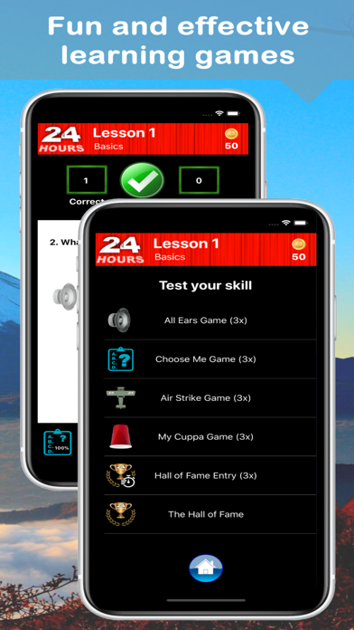 In 24 Hours Learn Languages screenshot four