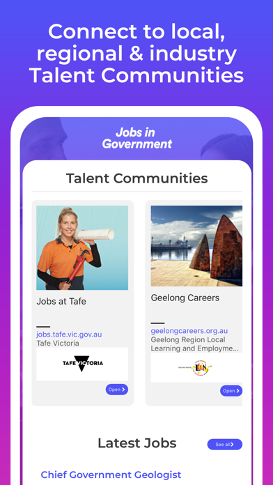 Government Jobs screenshot two