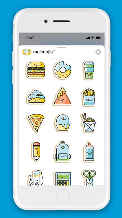 Mallmojis screenshot-3