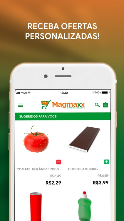 Magmaxx Supermercados screenshot-0