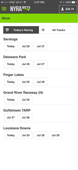 NYRA Bets - Horse Race Betting on the App Store