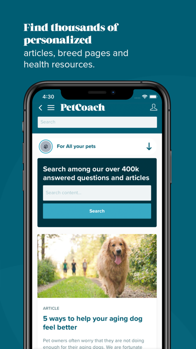 PetCoach by PetcoScreenshot of 5