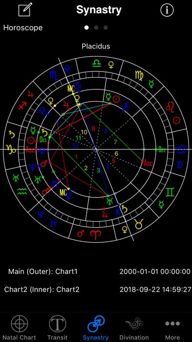 Easy Astro+ Astrology Chartsのおすすめ画像4