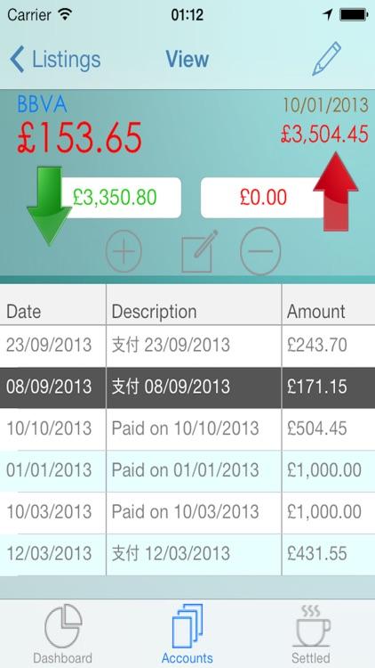 iCreditPit - Debt Management
