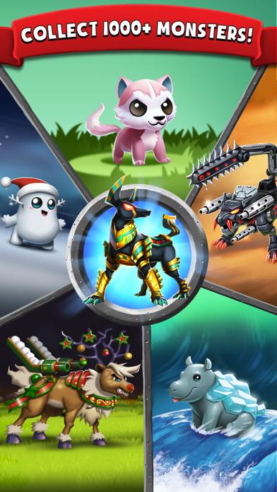 Battle Camp - Catch Monsters Screenshot