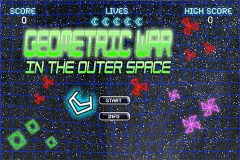 Geometric War LT - náhled