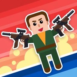 Bullet Gun: Survival Shoot