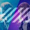 欅坂46・日向坂46 UNI'S ON AIR iPhone / iPad