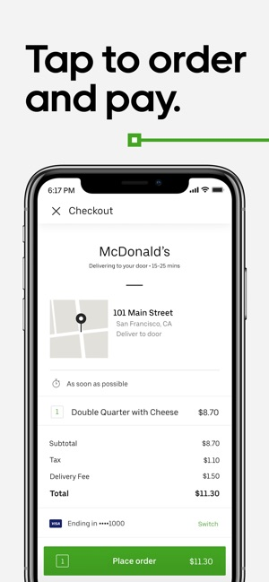 Uber Phone Number Customer Service >> Uber Eats Order Food Delivery On The App Store