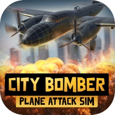 Activities of City Bomber Plane Attack