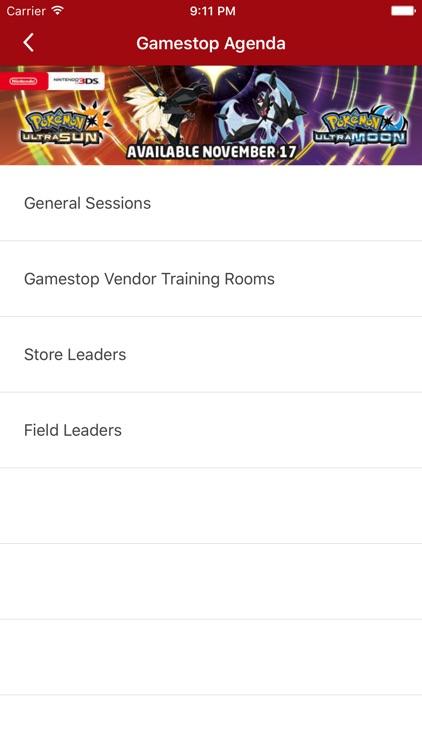 GameStop Conference screenshot-3