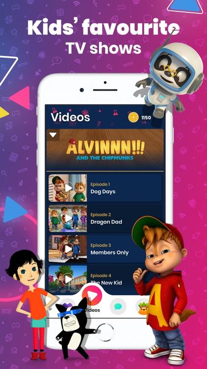 Azoomee - Kids Games & Videos screenshot-3