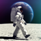 App Icon for Moon Walk - Apollo 11 Mission App in United States IOS App Store
