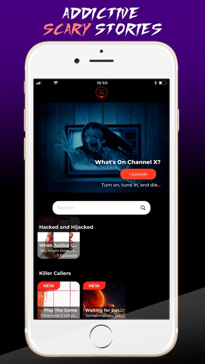 Scary Stories - yOwl - Horror by Chat Stories - Chat Apps and Photo