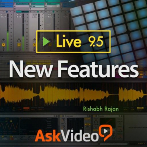New Feature Guide For Live 9.5