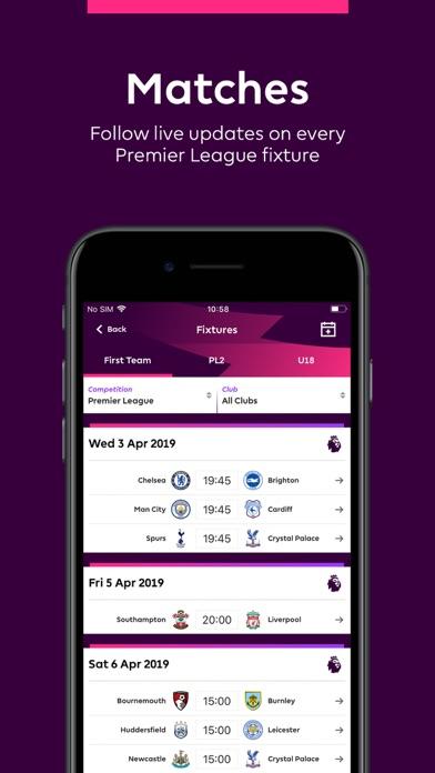 Download Premier League - Official App for Pc