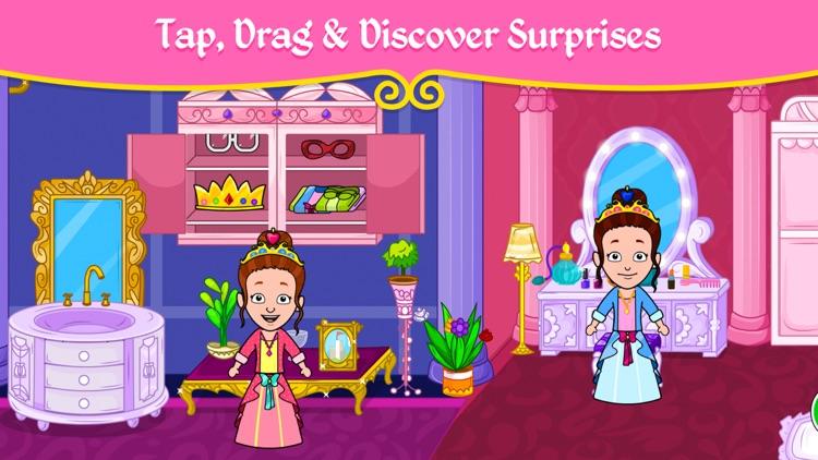 My Princess Town - Doll House screenshot-3